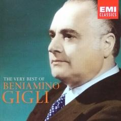 Beniamino Gigli (Беньямино Джильи): The Very Best Of Singers