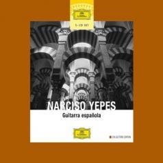 Narciso Yepes (Нарсисо Йепес): Guitarra Espanola