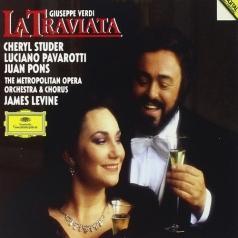 James Levine (Джеймс Ливайн): Verdi: La Traviata