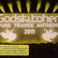 Godskitchen Pure Trance Anthems 2011