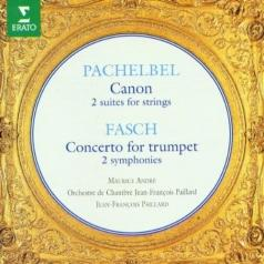 Jean-François Paillard (ЖанФрансуа Пайяр): Orchestral Works