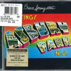 Bruce Springsteen (Брюс Спрингстин): Greetings From Asbury Park, N.J.