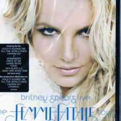 Britney Spears (Бритни Спирс): The Femme Fatale Tour