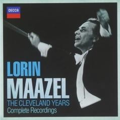 Lorin Maazel (Лорин Маазель): The Cleveland Years Complete Recordings