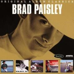 Brad Paisley (Брэд Пейсли): Original Album Classics