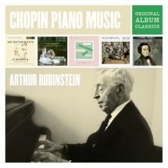 Arthur Rubinstein (Артур Рубинштейн): Arthur Rubinstein Plays Chopin - Origina