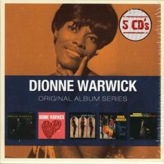 Dionne Warwick (Дайон Уорвик): Original Album Series