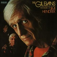 Gil Evans (Джил Эванс): Plays The Music Of Jimi Hendrix
