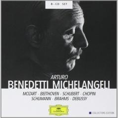 Arturo Benedetti Michelangeli (Артуро Бенедетти Микеланджели): Arte Di Arturo Benedetti Michelangeli