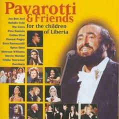 Luciano Pavarotti (Лучано Паваротти): Pavarotti & Friends 5 -For The Children Of Liberia