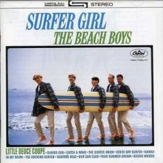 The Beach Boys (Зе Бич Бойз): Surfer Girl/Shutdown Vol. 2