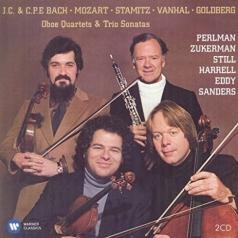 Itzhak Perlman (Ицхак Перлман): Baroque Albums - Perlman
