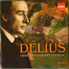 Frederick Delius (Фредерик Делиус): Delius Box: 150Th Anniversary