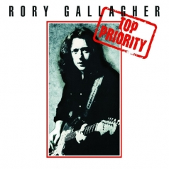 Rory Gallagher (Рори Галлахер): Top Priority