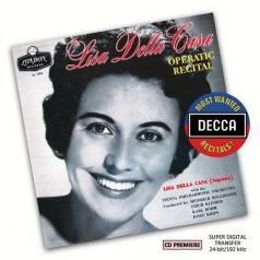 Lisa della Casa (Лиза Делла Каза): Operatic Recital