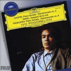 Ivo Pogorelich (Иво Погорелич): Ravel, Chopin, Prokofiev
