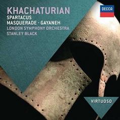 London Symphony Orchestra (Лондонский симфонический оркестр): Khachaturian: Spartacus
