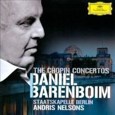 Daniel Barenboim (Даниэль Баренбойм): Chopin Concertos