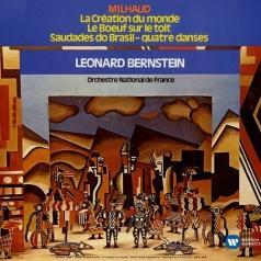 Leonard Bernstein (Леонард Бернстайн): La Creation Du Monde Etc