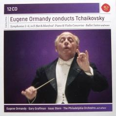 Eugene Ormandy (Юджин Орманди): Eugene Ormandy Conducts Tchaikovsky