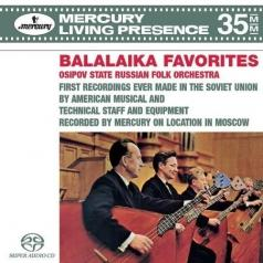 Osipov State Russian Folk Orchestra (Оркестр Народных Инструментов Имени Н. П. Осипова): Balalaika Favourites