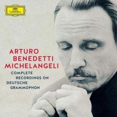 Arturo Benedetti Michelangeli (Артуро Бенедетти Микеланджели): Complete Recordings On DG