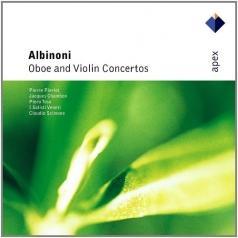 Piero Toso: Oboe & Violin Concertos