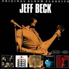Jeff Beck (Джефф Бек): Original Album Classics