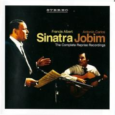 Frank Sinatra (Фрэнк Синатра): Sinatra Jobim: The Complete Reprise Recordings