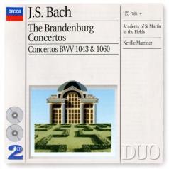 Academy Of St.Martin In The Fields (Академия Святого Мартина в полях): Bach: The Brandenburg Concertos