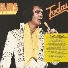 Elvis Presley (Элвис Пресли): Today (Legacy Edition) 40Th Anniversary Deluxe