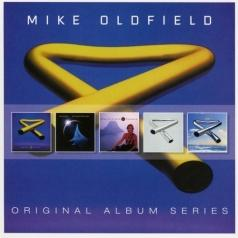 Mike Oldfield (Майк Олдфилд): Original Album Series (Tubular Bells II / The Songs Of Distant Earth / Voyager / Tubular Bells III / Tubular Bells 2003)