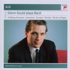 Glenn Gould (Гленн Гульд): Glenn Gould Plays Bach - Sony Classical