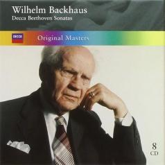 Wilhelm Backhaus: Beethoven: Sonatas