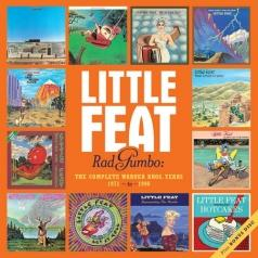 Little Feat: Rad Gumbo: The Complete Warner Bros. Years 1971-1990