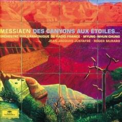 Kyung Wha Chung (Чон Кён Хва): Messiaen: Des Canyons Aux Etoiles