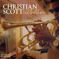 Christian Scott (Кристиан Скотт): Live At Newport