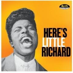 Little Richard (Литтл Ричард): Here's Little Richard
