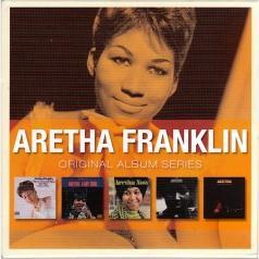 Aretha Franklin (Арета Франклин): Original Album Series 1