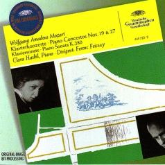 Ferenc Fricsay (Ференц Фричаи): Mozart: Piano Concerto K.459, K.595 & K.280