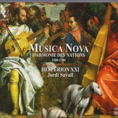 Musica Nova - Harmonie Des Nations