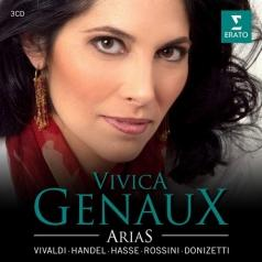 Vivica Genaux: Vivica Genaux: Arias