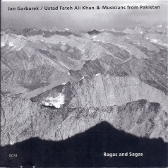 Jan Garbarek (Ян Гарбарек): Ragas And Sagas