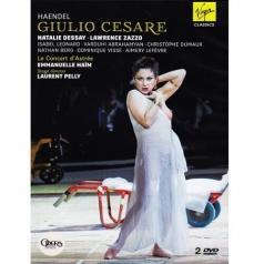 Natalie Dessay (Натали Дессей): Giulio Cesare
