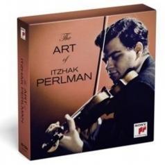 Itzhak Perlman (Ицхак Перлман): The Art Of Itzhak Perlman
