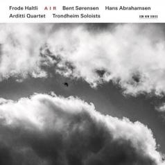 Frode Haltli: Bent Sorensen, Hans Abrahamsen: Air - Works For  Accordion