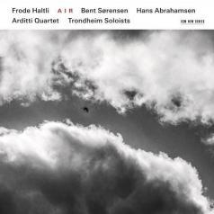 Frode Haltli: Bent Sorensen, Hans Abrahamsen: Air - Works For  Accordion