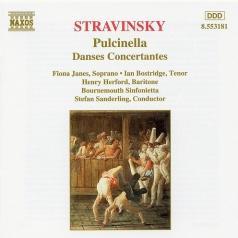 Bournemouth Sinfonietta (Боурнемоуc Симфония): Pulcinella Etc.