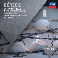 Joanna Koslowska (Джоанна Козловска): Gorecki: Symphony No.3
