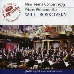 Willi Boskovsky (Вилли Босковски): New Year's Concert 1979